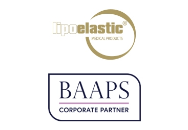 LIPOELASTIC® is very proud to become BAAPS Corporate Partner for 2019