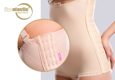 Looking for post-operative compression garment with variable fastening? Choose VARIANT