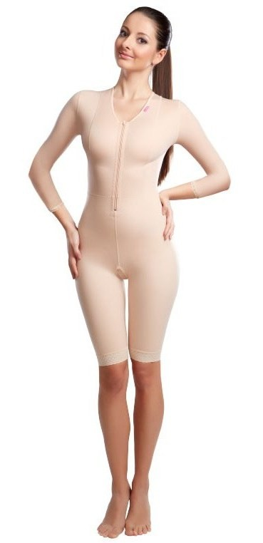 Compression cat suit MHF special Comfort | LIPOELASTIC
