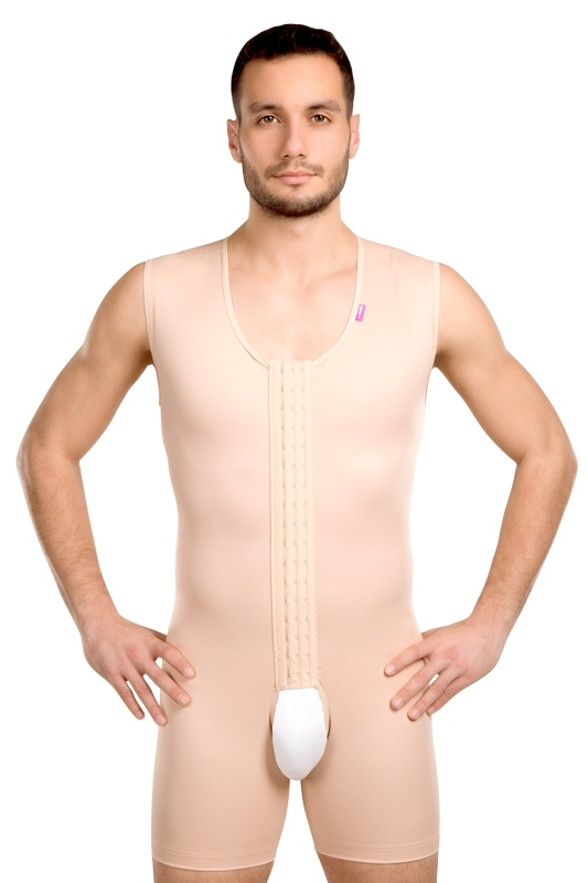 Men compression body suit MGm Variant | LIPOELASTIC