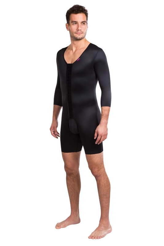 Mens compression body suit MGm long Variant | LIPOELASTIC