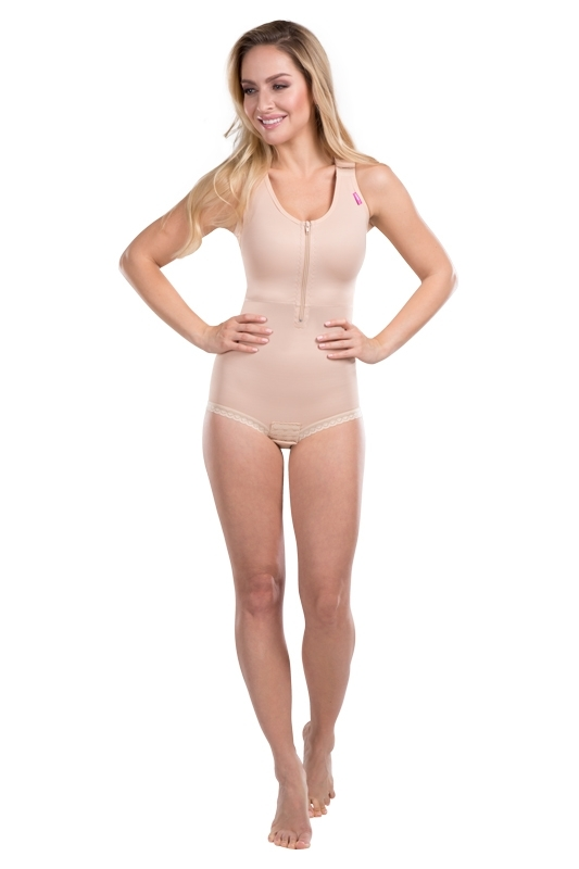 Compression body suit MH special Comfort | LIPOELASTIC