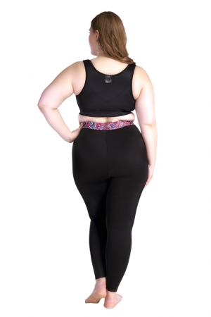 ACTIVE leggings - Slimming compression leggings that prevent water retention in the body, cellulite and swelling of the legs | LIPOELASTIC