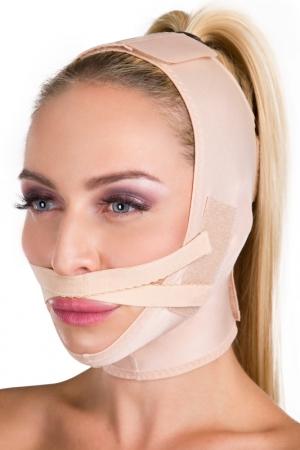 FM lip lift Velcro fastener