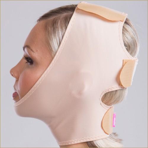 Compression facial garment FM special | LIPOELASTIC