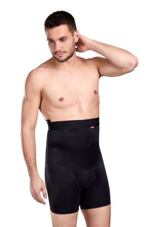 Compression girdles for men VHmm Comfort  | LIPOELASTIC